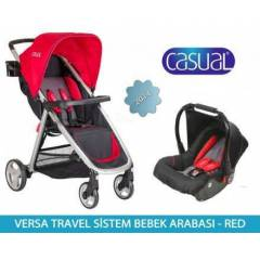 Casual Versa Travel Sistem