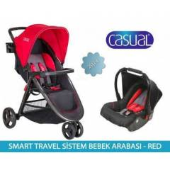 Casual Smart Travel Sistem Bebek Arabas�