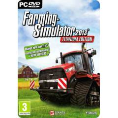 FARMING SIMULATOR 2013 TITANIUM PC/MAC STEAM KEY