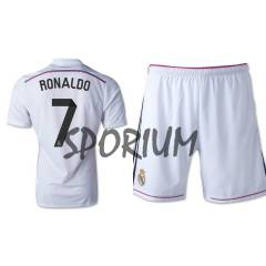 2015 RONALDO - Real Madrid FORMA ve �ORT Home