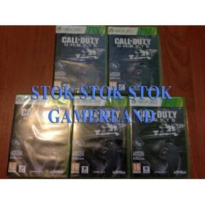 CALL OF DUTY GHOSTS XBOX 360 LiMiTED EDiTiON