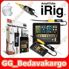 iRig MULTIMEDIA G�TAR APPLE for iPad iPhone iPod
