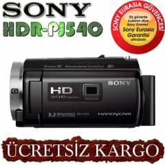 Sony HDR-PJ540 Dahili Projekt�rl� Video Kamera