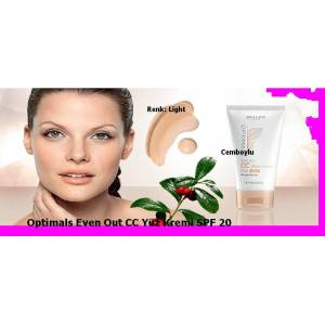 OR�FLAME Optimals Even Out CC Y�z Kremi SPF 20
