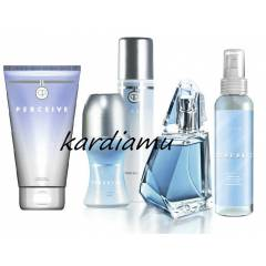 AVON PERCEIVE BAYAN PARF�M 5L� SET