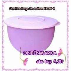 TUPPERWARE EKO KAP 4,3LT