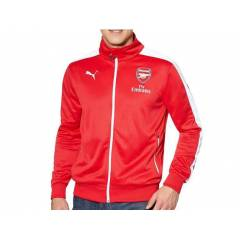 Puma  AFC T7 ANTHEM JACKET WITH SPONSOR Erkek Ku