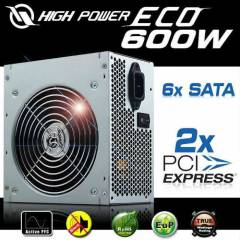 High Power ECO 600W Ger�ek G�� Kayna�� *