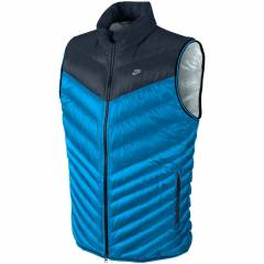 NIKE CASCADE DOWN VEST 700 BLUE-NAVY MEN