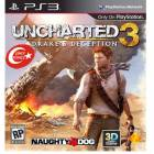 UNCHARTED 3 DRAKE'S DECEPTION PS3 OYUNU STOKTAN