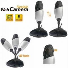 A4 TECH PK635K Y�Z TAK�PL� WEBCAM KAMERA
