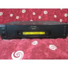 SONY SLV-E1000  HİFİ STEREO  VHS VİDEO RECORDER