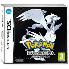 POKEMON BLACK VERSION DS SIFIR AMBALAJINDA