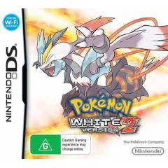 POKEMON WHITE VERSION 2 DS OYUN SIFIR