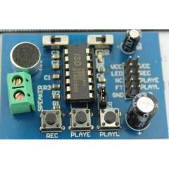 Arduino i�in Ses Kay�t ve Playback Mod�l�
