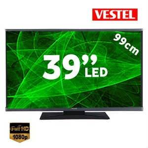VESTEL 39PF5025 LED+HD UYDULU+200 HZ 99 EKRAN