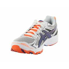 Asics T332N GEL GALAXY 6 WHITE NAVY NEON OR KRY