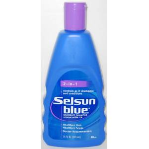 Selsun Blue 2 in 1 Kepek �ampuan� 325 ml