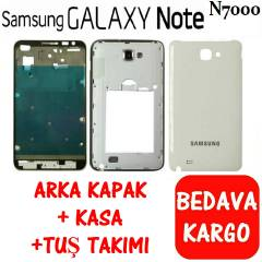 SAMSUNG GALAXY NOTE N7000 KAPAK KASA TU� NOTE1