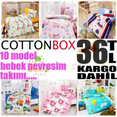 S�PER 14  MODEL COTTON BOX BEBEK NEVRES�M TAKIMI