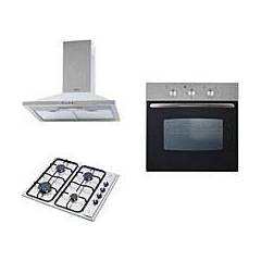 Icf Superchef Ankastre Set (2921 + 6024 + 7260)