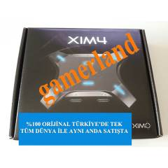 XiM 4 PS4 PS3 XBOX ONE KLAVYE MOUSE DEST�NY UYUM