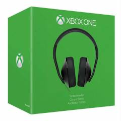 Official Xbox One Stereo Headset Microsoft REAL
