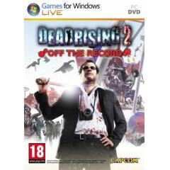PC DEAD RISING 2 OFF THE RECORD SIFIR KUTULU