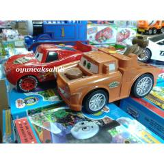 CARS ��M�EK McQueen ve MATER METAL SESL� ARABA