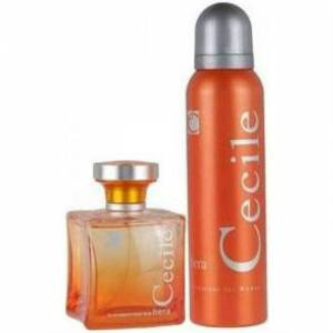 Cecile Hera EDT 100 ML Bayan Parf�m� + Deo