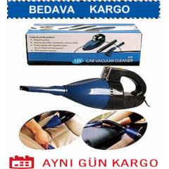 Ara� ��i S�p�rge 12v ( 60W ) Car Vacuum Cleaner