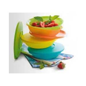 TUPPERWARE  EKO TABAKLAR 4L� SET