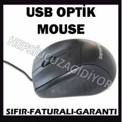 B�LG�SAYAR PC LAPTOP ���N UCUZ USB OPT�K MOUSE