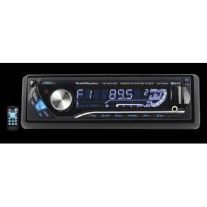 GOLDMASTER CD-4055 USB OTO TEYP CD �ALAR OTO MP3
