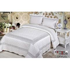 YATAK �RT�S� COTTON HOUSE PULLU ��FT K���L�K rai