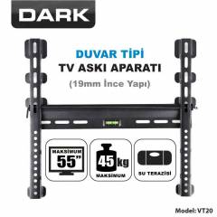 "Dark 32""-55"" Duvar Tipi LCD/LED TV Ask� Aparat�"