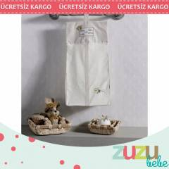 Kidboo Kirli Torbas� Honey Bear Linen
