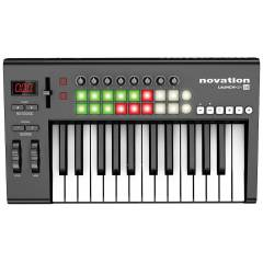 Novation Launchkey 25 MIDI Klavye - 25 Tu�