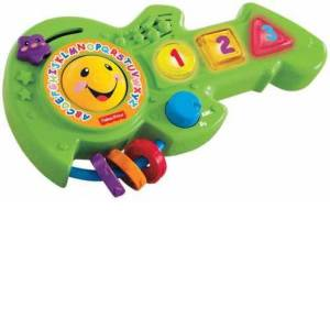 Fisher Price E�itici Gitar