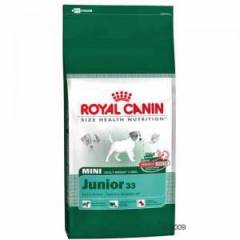 Royal canin Mini Junior4kg hediyeli
