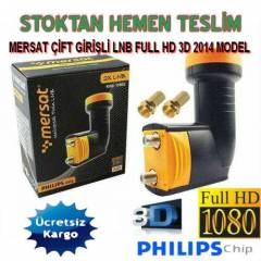 MERSAT ��FT G�R��L� LNB FULL HD 3D 2015 MODEL