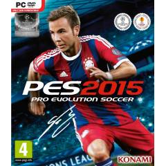 PES 2015 Pro Evolution Soccer 2015 Steam Key