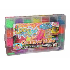 Rainbow Loom Twister Large Set 2000 Par�al�k