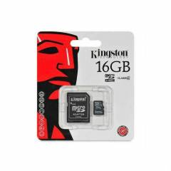 Kingston 16 GB Micro SD Haf�za Kart�