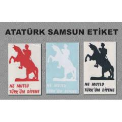 Kemal Atat�rk Samsun Sticker No:1