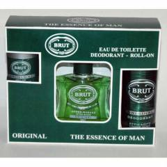 Brut Aftershave + Deodorant + Roll-on 3 lü Set