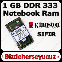 Kingston 1 GB 333 Mhz DDR Notebook Ram
