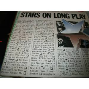 P28 STARS ON LONG PLAY LP