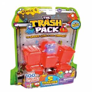Trash Pack S4 5\li ��ps Fig�r�