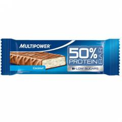 Multipower 50% Protein Bar - 24 adet